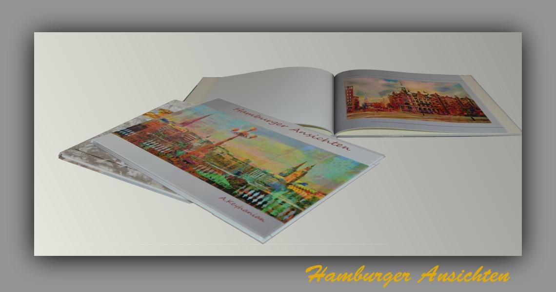 Hamburger Ansichten Das Buch by a:Keyhanian